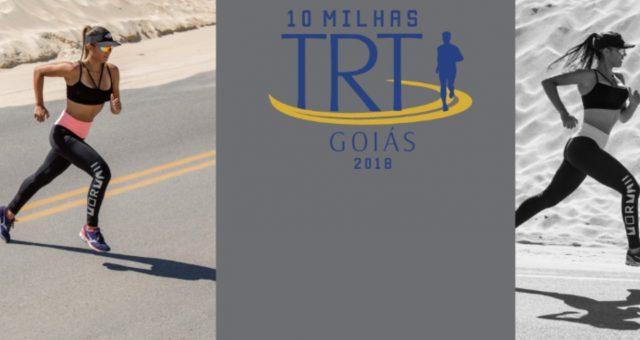 10 Milhas TRT Goiás
