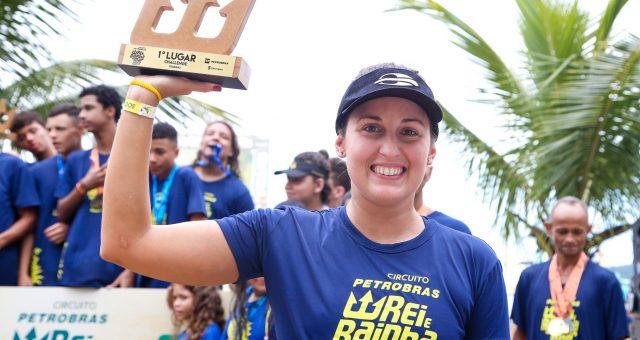 Desafio Elite Rei e Rainha do Mar em Copacabana
