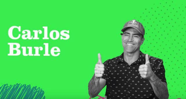 Carlos Burle revela os destaques do ano