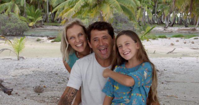 Alto astral com a Família Nalu pelas belezas de Fiji