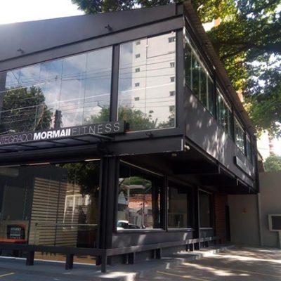 Nova unidade do Studio Integrado Mormaii Fitness
