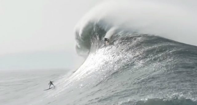 O ano incrível de Lucas Chumbo nas ondas gigantes