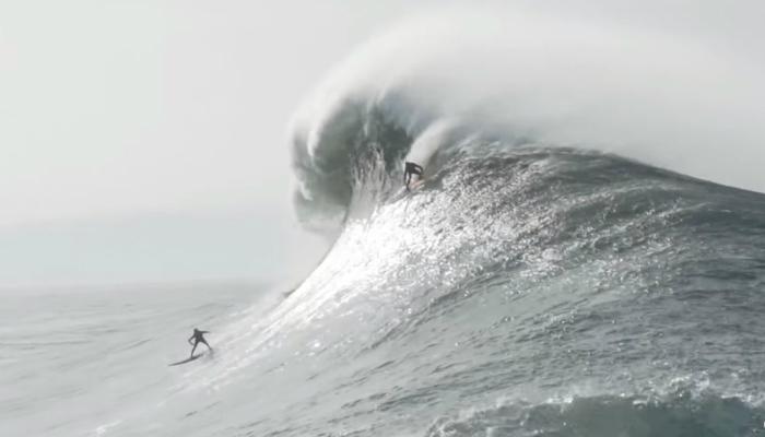 Lucas Chumbo nas ondas gigantes