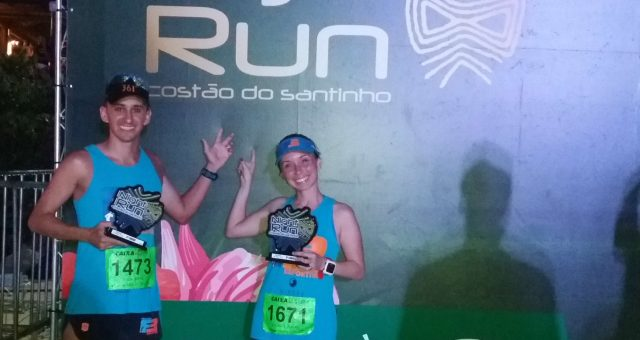 Night Run Costão do Santinho iluminou Floripa
