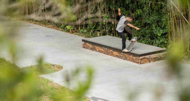 Rodrigo Leal Maizena é o novo Pro da Mormaii Skate