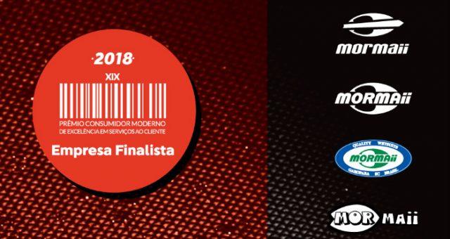 Mormaii indicada ao Prêmio Consumidor Moderno 2018