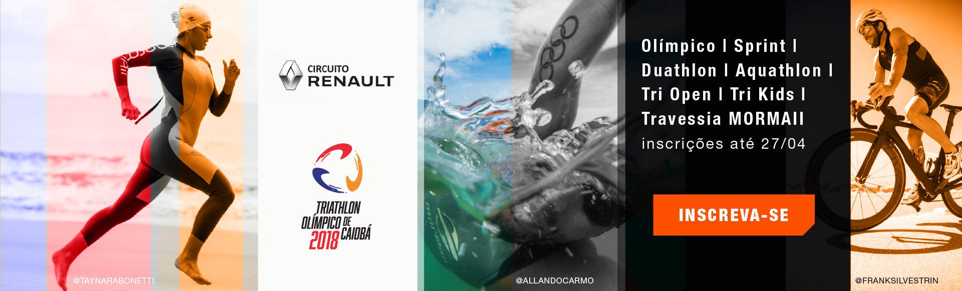 circuito renault triathlon olimpico