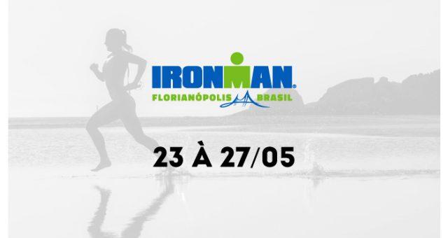 Ironman Brasil 2019 será realizado em Florianópolis