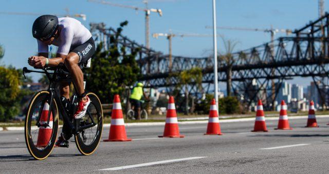 Mais um show no Ironman Florianópolis