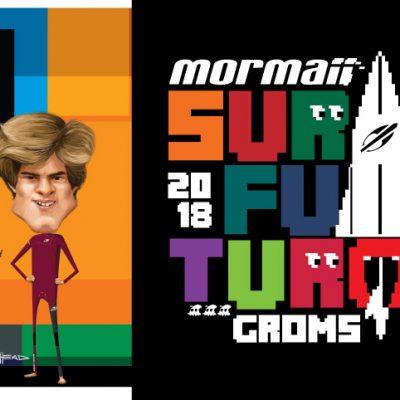 Vem aí o Circuito Mormaii Surfuturo Groms