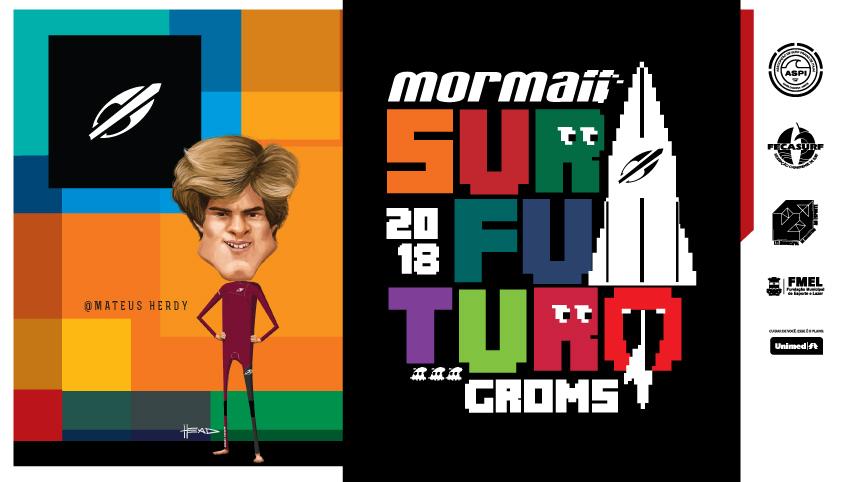 Circuito Mormaii Surfuturo Groms 2018 acontecerá em nova data 2eccf6fb96