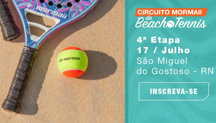 circuito mormaii de beach tennis em sao miguel do gostoso