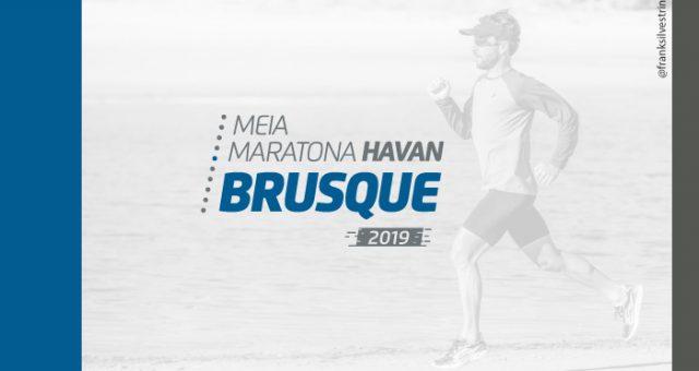 Meia Maratona de Brusque 2019