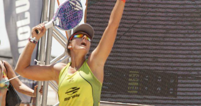 Rafaella Miiller na liderança do ranking internacional de Beach Tennis