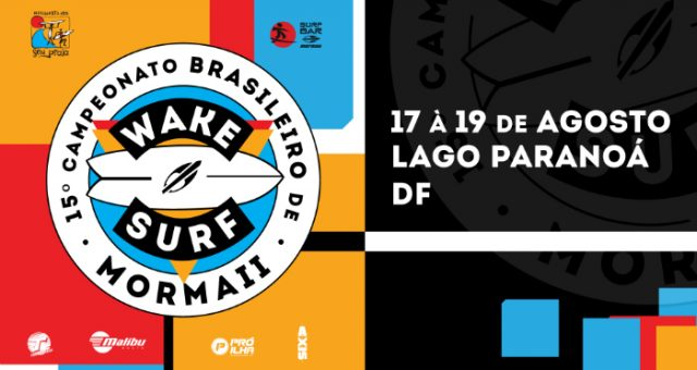 Vem aí o 15º Brasileiro de Wakesurf Mormaii