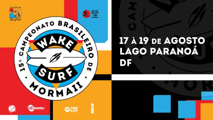 Campeonato Brasileiro de Wakesurf Mormaii