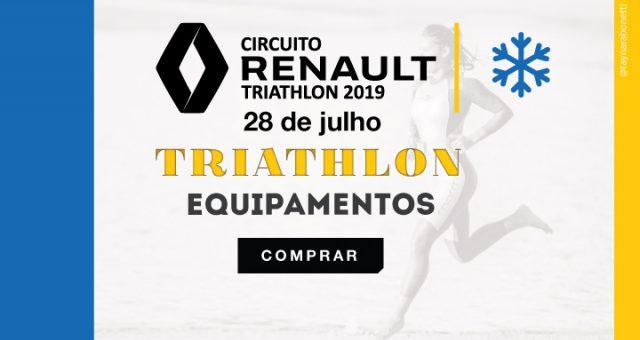 Circuito Renault de Triathlon Olímpico - Inverno 2019