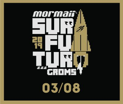 Mormaii Surfuturo Groms 2019
