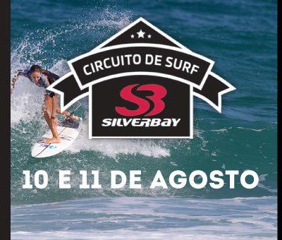 Última etapa do Circuito Silverbay de Surf