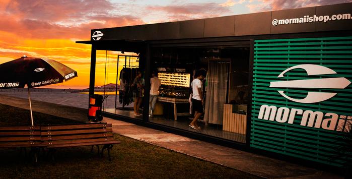 Mormaii inaugura nova loja em Fortaleza