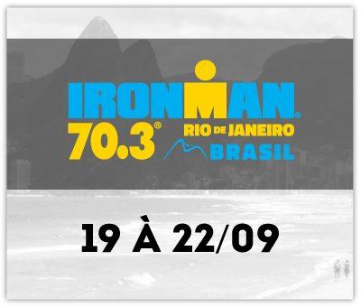 Tudo que vai rolar no Ironman Rio de Janeiro 2019