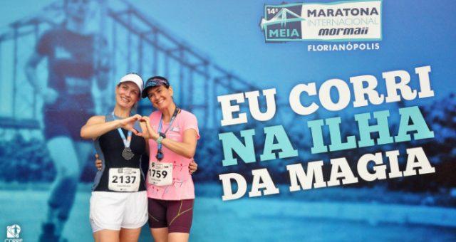 Demais a Meia Maratona Internacional Mormaii de Floripa