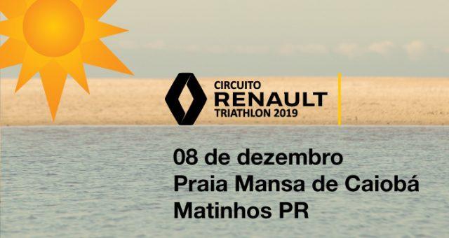 Circuito Renault de Triathlon Caiobá Verão 2019