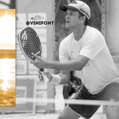 Circuito Mormaii de Beach Tennis reúne 3 mil pessoas em Garopaba