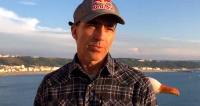 O relato de Carlos Burle sobre surf e ecologia