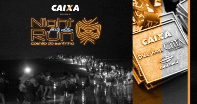 Night Run Costão do Santinho 2019