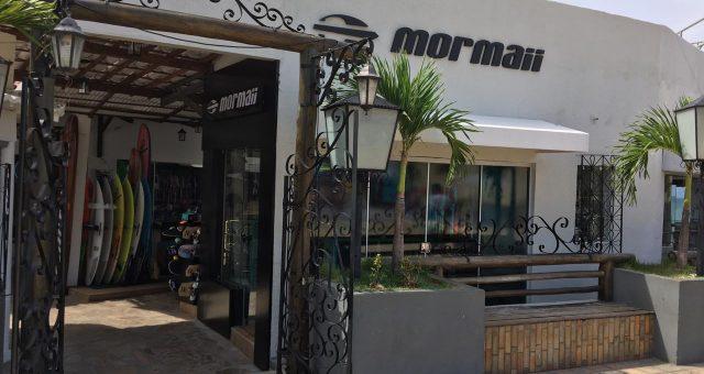 Inauguração Quiosque Mormaii Pipa