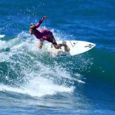 Circuito Silverbay 2019 de Surf com altas ondas na Ferrugem