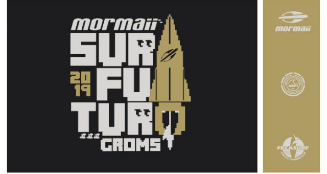 Mormaii Surfuturo Groms 2019