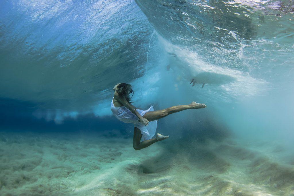Benefícios da água do mar para a saúde