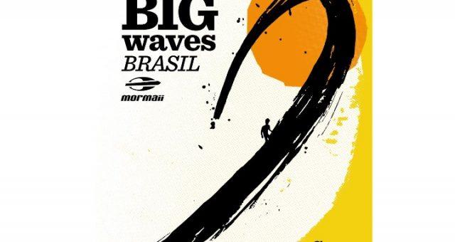 1º Desafio Surfland Big Waves Brasil / Mormaii