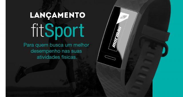 Relógio Mormaii fitSport, seu novo parceiro esportivo!