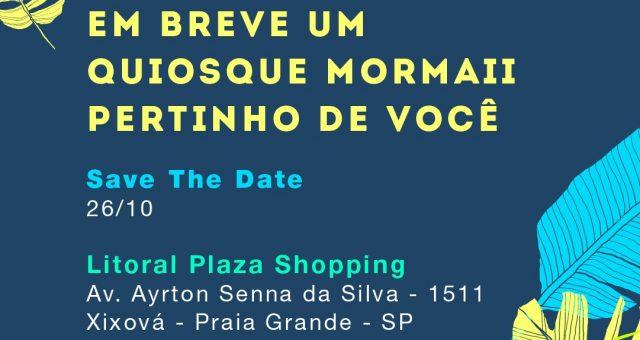 Inauguração Quiosque Mormaii Praia Grande
