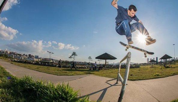 A estreia do skate nas Olimpíadas