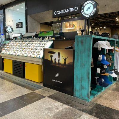 Inauguração Mormaii Omnistore no Mogi Shopping