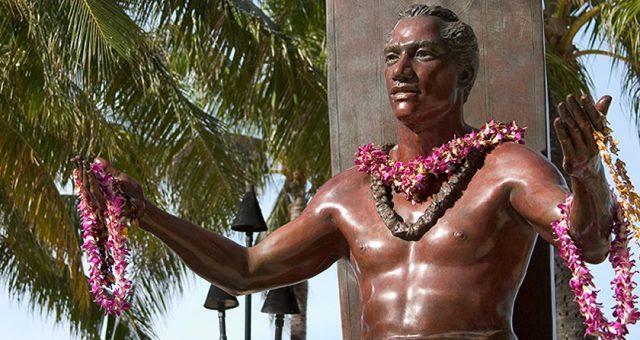A Natação nas Olimpíadas e o Espírito Aloha