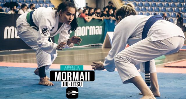 I Etapa do Circuito Catarinense Mormaii de Jiu-Jitsu