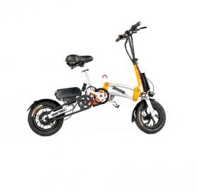 Bike Elétrica Mormaii  Mini Articulável Aro12